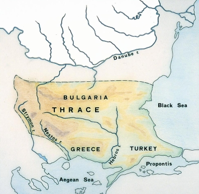 The Roman Province of Thrace